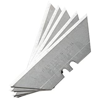 Bulk Hardware BH01748 Heavy Duty Handy Utility Knife Blades - Pack of 5