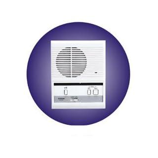 Aiphone 1-call Eckgehäuse Oberfläche Halterung Master W/Tür, Teil # lem-1dlc