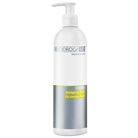 Biodroga MD: Clear+ Reinigungsfluid (190 ml)