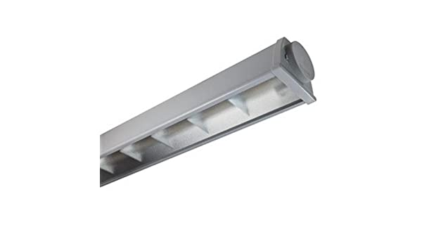 Plafoniere Industriali Led Prezzi : Beghelli bega ed plafoniera led w multicolore amazon