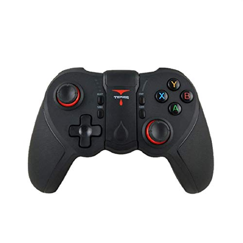Mobile Action Bluetooth (Vaycally Bluetooth Gamepad Game Mobile Game Controller Schnelle direkte Verbindung Smart Phone Universal Button Schnelle Antwort)