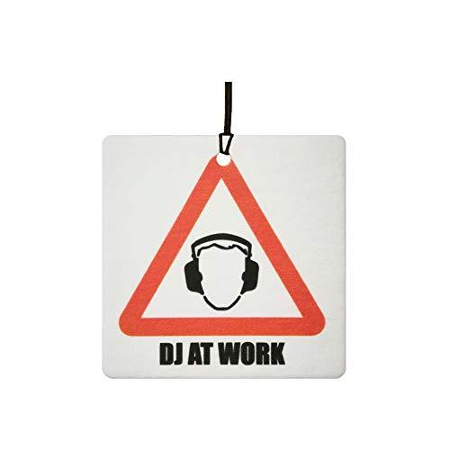Deodorante Per Auto DJ AT WORK