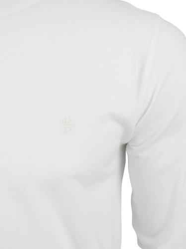 French Connection Herren T-Shirts Weiß