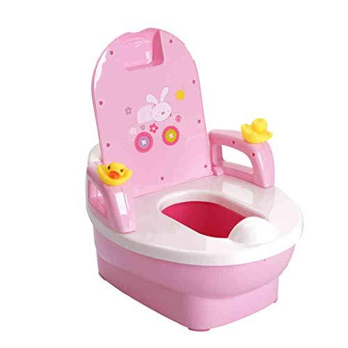 Kindertoilette Junge Urinal Mädchen Töpfchen Schubladentyp Kinder-Toilette Geeignet für Kinder von 1-7 Jahren ABS-Toilette Kann 60KG standhalten Urinale