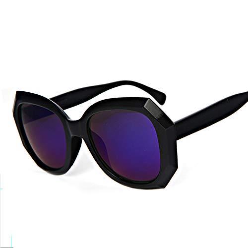 WBAHJSonnenbrille Big Frame Wrap Sonnenbrille für Männer Frauen UV400