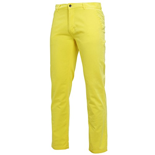 mens-regular-classic-fit-cotton-chino-trousers-asquith-fox-aq050-36l-lemon