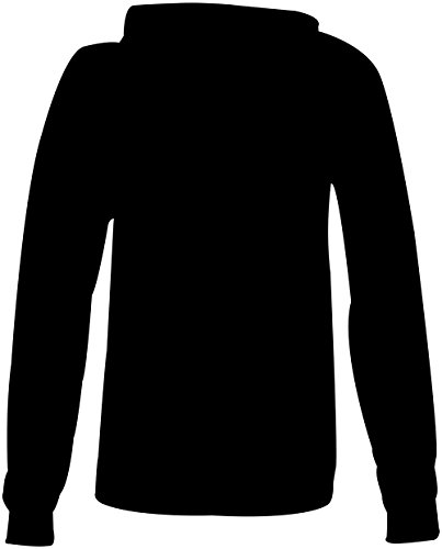Moin Moin ★ Hoodie Kapuzen-Pullover Frauen-Damen ★ hochwertig bedruckt mit lustigem Spruch ★ Die perfekte Geschenk-Idee für Geburtstag, Muttertag oder zum Jubiläum (01) schwarz