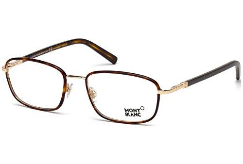 Montblanc MB0556 C56 055 (coloured havana / ) Polarisierende Brillengestelle