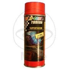 Preisvergleich Produktbild DUPLI-COLOR® SUPERTHERM 300° - 584.42.87 - DUPLI-COLOR® - ROT - Spray 400 ml