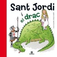 Sant Jordi i el drac por Anna Canyelles