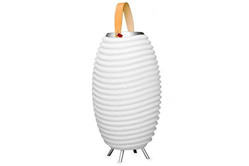 D Lampe, Bluetooth Lautsprecher, Sektkühler, Licht und Musik ()