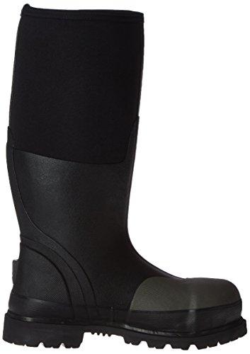 Bogs Mens Forge Tall St Waterproof Work Boot Black