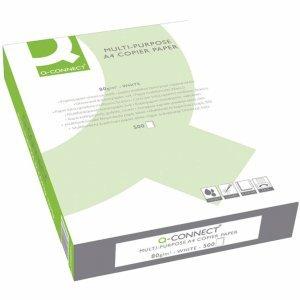 Connect Kopierpapier A4 80g/qm weiß VE=500 Blatt
