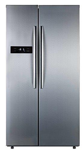 Comfee SBS 527 NFA+ Side-by-Side/A+ / 178,8 cm Höhe / 408 kWh/Jahr / 344 L Kühlteil / 183 L Gefrierteil/Total No Frost