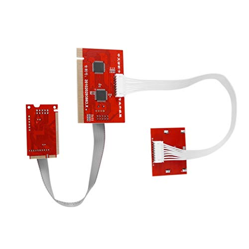 Motherboard-Analysator-Diagnosepfosten-Prüfvorrichtungs-Karte mit einzelner LCD-Anzeige, LCD-Tablette PC Motherboard-Analysator-Diagnosepfosten-Prüfvorrichtungs-Karten-Prüfer-Fachmann für Computer-Laptop-Desktop-PTi8