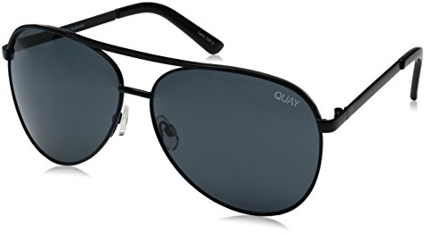Damen Sonnenbrille Quay Australia Vivienne Black Sonnenbrille