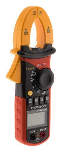 Pince ampèremétrique PRO - 6 fonctions CAT III 600V - Thomson