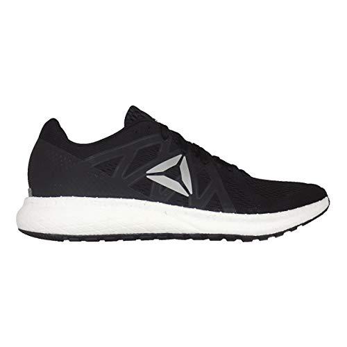 Reebok Forever Floatride Energy, Scarpe da Trail Running Uomo, Multicolore (Black/White/Pure Silver 000), 44 EU