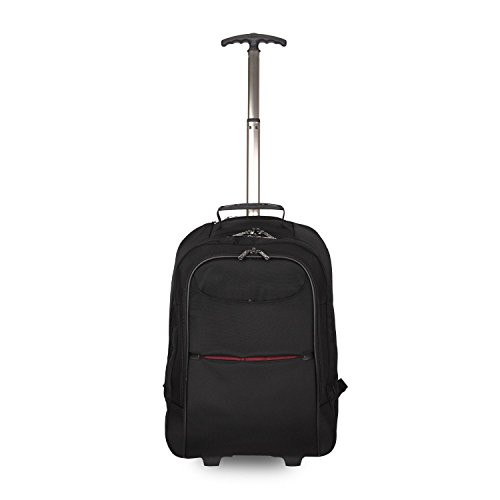 lightweight-wheeled-trolley-backpack-concealable-shoulder-straps-cabin-travel-bag-hand-luggage-lapto