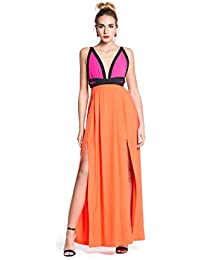 a8f091cd055d relish Blocky Vestito Elegante Donna