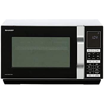 Sharp R890s 28l 900w Combination Microwave Stainless Steel