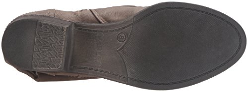 Carlos by Carlos Santana Candace Wide Calf Synthétique Botte Grey