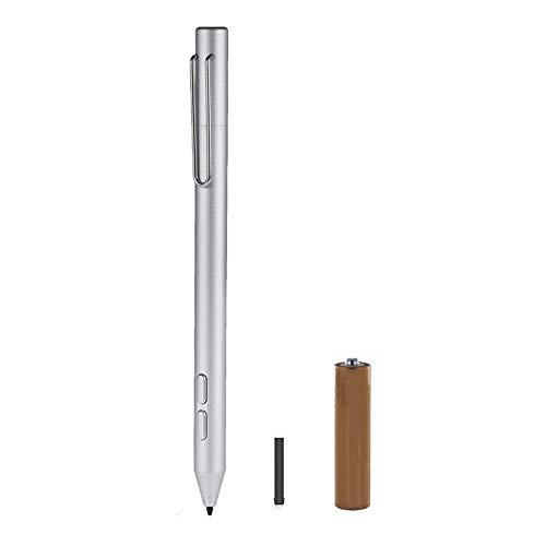 Stylus Active Pen Kompatibel für Pavilion X360 11m-ad0 14M-BA013DX 14-cd0 15-br0, X2 10-K0xx; HP Envy X360 15-BP0 15m-BP1, 360 15M-BP012DX, X2 13-J0XX 15-C0XX; HP Spectre X360 13-ac0xx 15-bl0xx