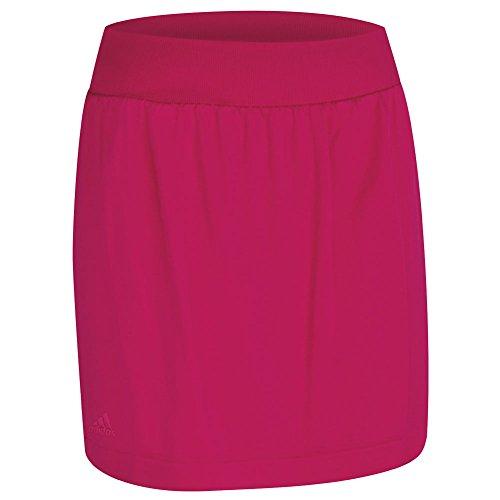 Adidas Golf Röcke (adidas Golf Damen Tour Seamless Skort, Damen, Bold Pink)