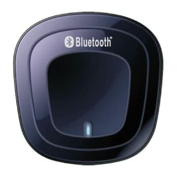 Convert your Speakers to Wireless Bluetooth with Bitmore's Bluetooth Wireless Audio Receiver for Bluetooth Devices -