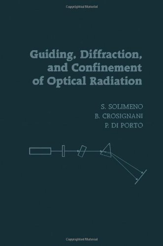 Guiding, Diffraction and Confinement of Optical Radiation by Salvatore Solimeno (1986-08-03)