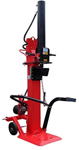 CROSSFER Brennholzspalter 25 Tonnen für Zapfwelle Holzspalter hydraulisch LS25T-PTO für 3 Punkt Aufnahme