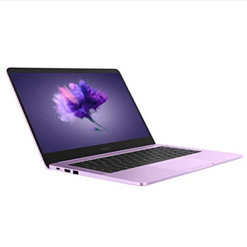 Ultra Thin 14,1-Zoll-Display Smart-Laptop Professionelle Quad Core Große Speichergröße Laptop Notebook für Windows 10 (Roségold)