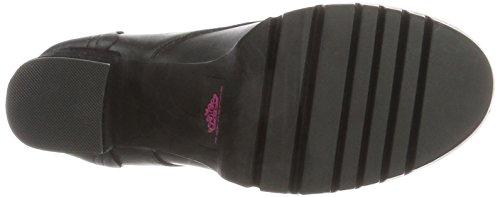 Fornarina Bea, Chaussures Avec Plateforme Femme Noir (noir)