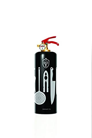Safe T - Design Fire Extinguisher ABC Powder - TAG Range Design KITCHEN