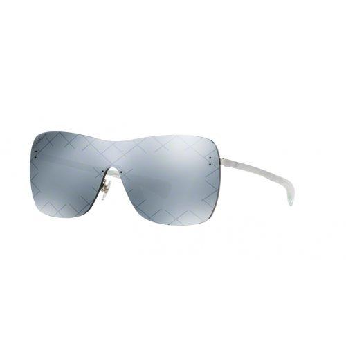 Chanel ch4215 c1246g occhiali da sole argento silver sunglasses sonnenbrille