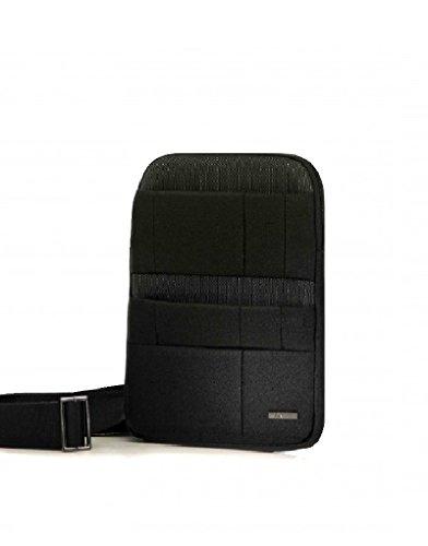RONCATO CIAK B-CLASS Tracolla piatta Porta IPad mini/tablet (nero)