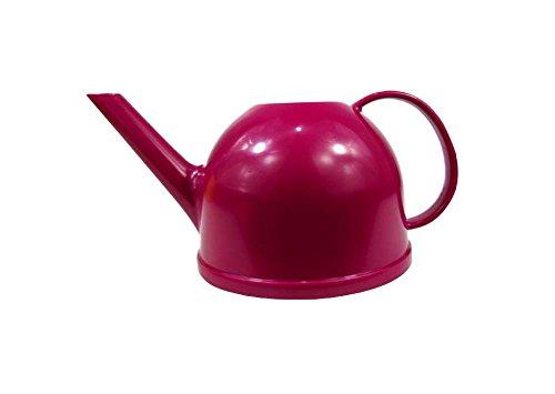 Arrosoirs en résine 1,2 L PP avec bec long-rouge