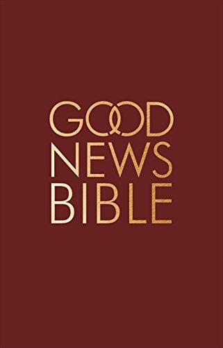 Good News Bible Cover Image
