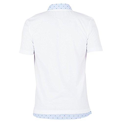 Shilton Herren Poloshirt Weiß
