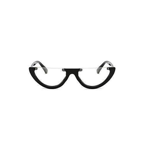 Masterein Frauen Halb Rahmen Sonnenbrillen Weibliche UV400 Schutz Brillen Laufen Outdoor Sports Sun-Gläser