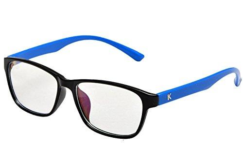 Shree Raj Rimmed Rectangular Unisex Spectacle Frame- (SR018   65)
