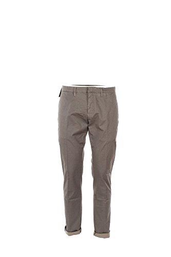 Pantalone Uomo Siviglia 40 Corda B2x6 S034 1/7 Primavera Estate 2017