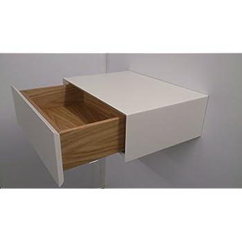 table de chevet murale avec tiroir cach cuisine maison. Black Bedroom Furniture Sets. Home Design Ideas