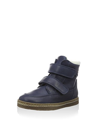 bellybutton 772122 01 Jungen Kurzschaft Stiefel Blau (marino)