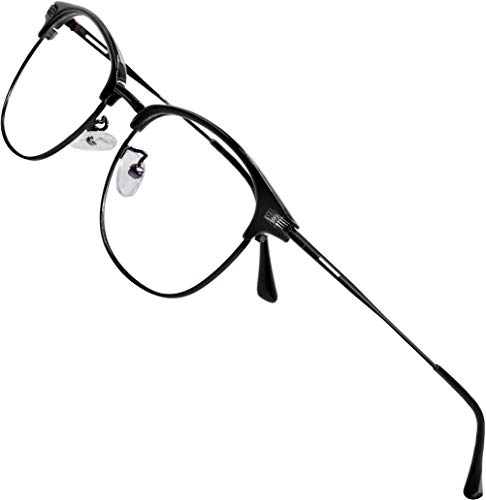 ATTCL Gafas unisex Armazón metal Protección contra