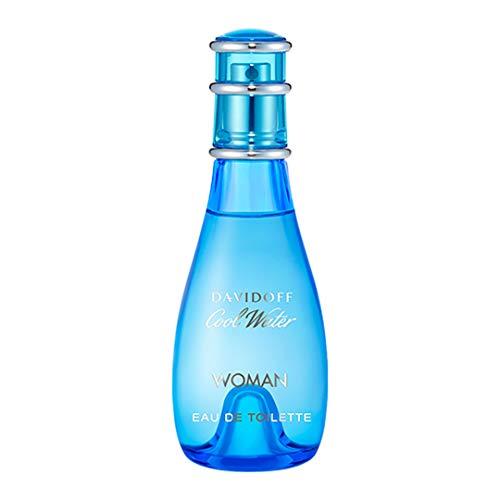 Davidoff Cool Water Woman, Eau de Toilette Spray, 1er Pack (1 x 30 ml) (Männliche Körper-spray)