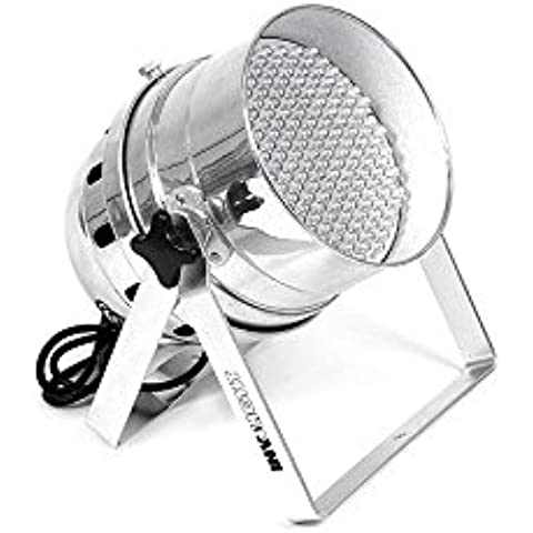 Involight LED PAR 64 LED CR PISO parabólico aluminizado reflector (183 LED, 30 vatios)