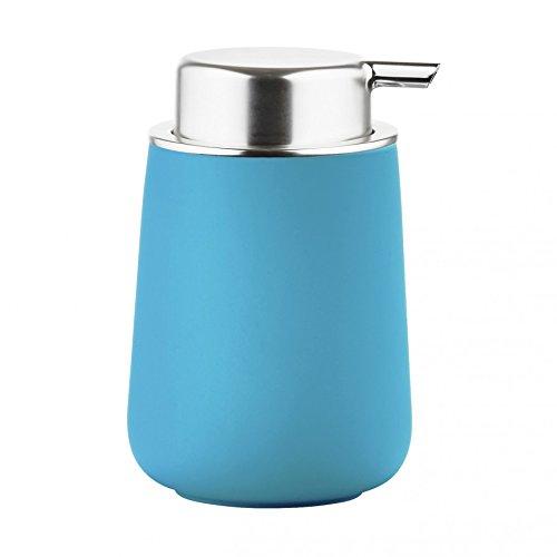 Nova–Dispensador de jabón color turquesa