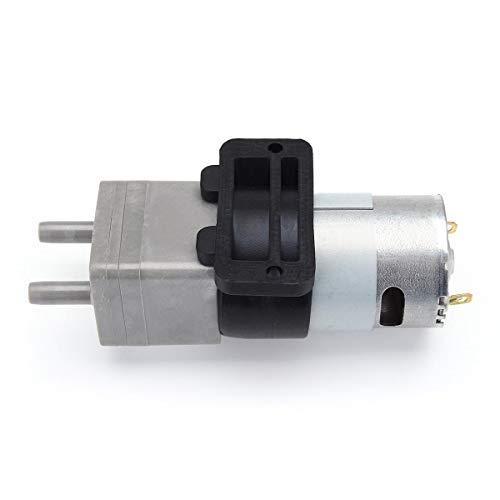 Wasserpumpe Unterdruck selbstansaugende Vakuumpumpe Saugleistung 1 l/min DC 12 V 2000 U/min hoch Zubehör