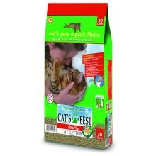 Cat's Best Öko Plus Cat Litter, 30 L